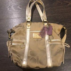 RARE! Coach poppy handbag